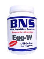 proteina de clara de huevo
