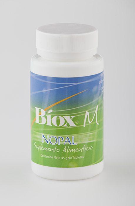 nopal biox